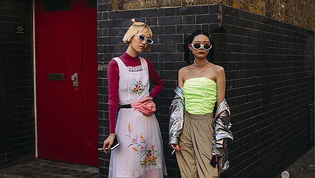 20 слънчеви street style визии за разходка до магазина, когато пролетта се върне