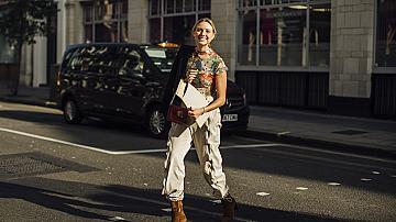 20 street style решения за ежедневието от улиците на Лондон
