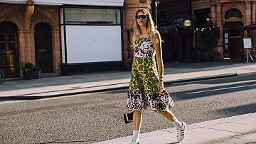 14 причини да комбинирате лятната си рокля с маратонки