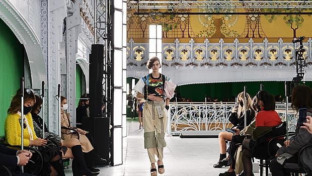 Louis Vuitton с нови визии за пролет 2021, подходящи за ежедневието