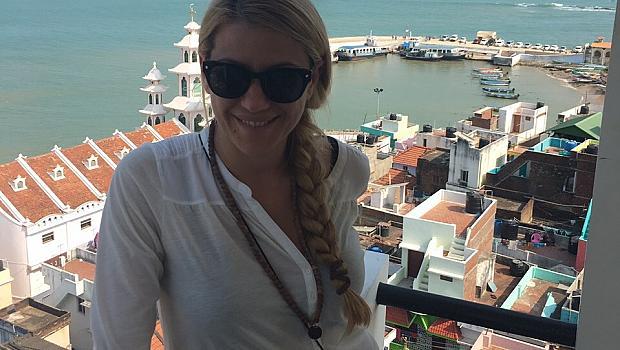 Магдалена Ангелова: МОЕТО МЯСТО е Индия!