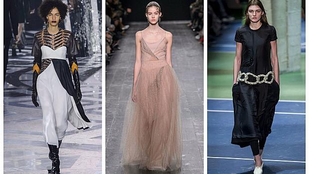 Louis Vuitton, Celine и Valentino