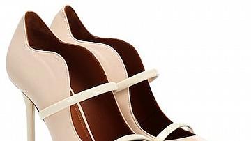 Телесни обувки за секси крака