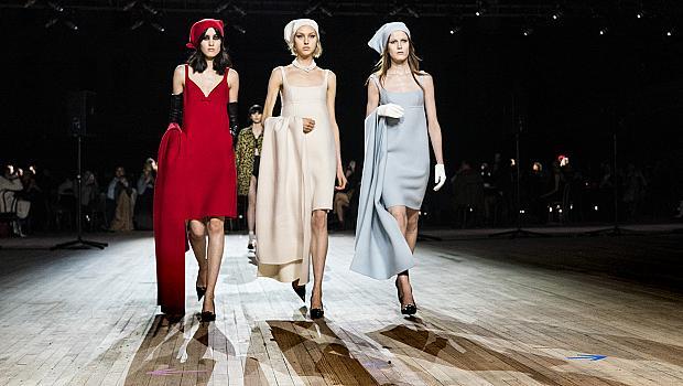 Цялата колекция на Marc Jacobs за есен-зима 2020/2021