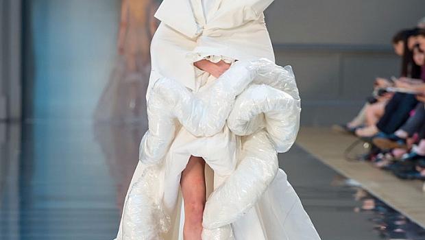Maison Margiela haute couture есен-зима 2015