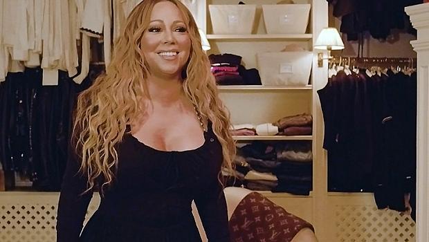 В гардероба на Марая Кери
