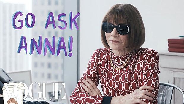 Виктория Бекъм, Джон Галиано и други дизайнери зададoха лични въпроси на Ана Уинтър