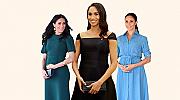 Стилът на бременната Меган Маркъл в 23 визии