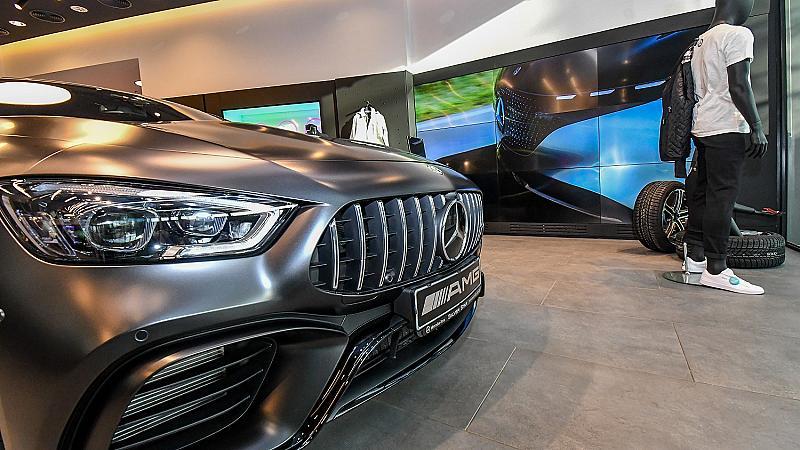 Новият обект на Mercedes-Benz в Sofia Ring Mall