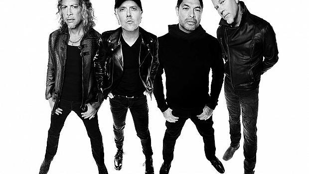 Есента идва с новини от Metallica