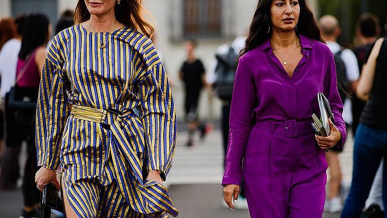 Street style от Милано - Седмица на модата / пролет-лято 2019, част 2