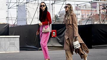 30 есенни steet style решения от улиците на Милано