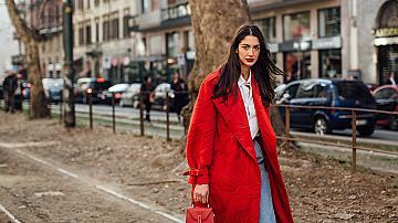 50 вдъхновяващи есенни визии от модните столици