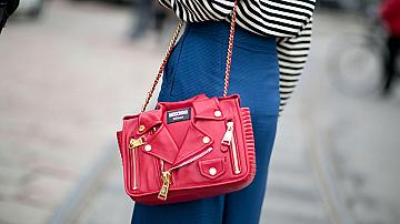 Street style селекция от странни модели чанти