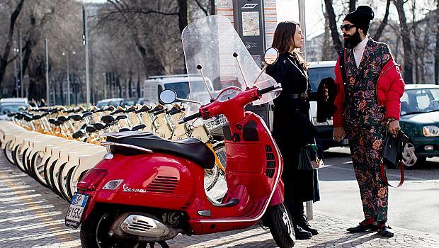 Седмицата на мъжката мода в Милано е във вихъра си