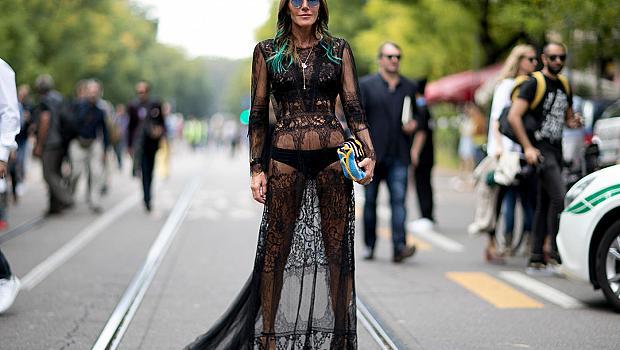 Street style Милано, ден 1 и 2