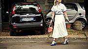 Street style: Стайлинг с риза по италиански