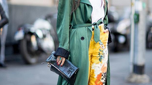 Цветни street style предложения за лято 2018