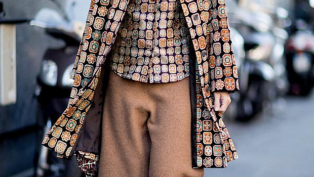 20 street style визии с широки панталони