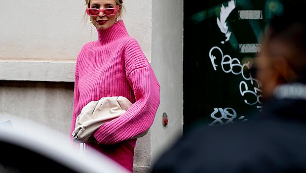 Как да носим любимия ни пуловер в офиса?