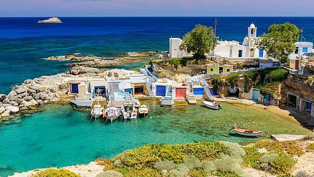 8 гръцки острова, които трябва задължително да посетите
