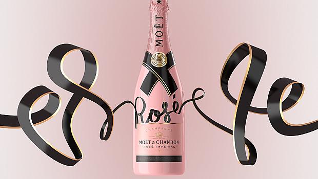 Rosé Treasured Ties - лимитираната колекция на Moët & Chandon
