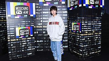 Moschino[tv]H&M: Червен килим