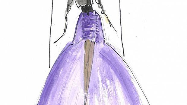 Модни излюстрации от нюйорските дизайнери