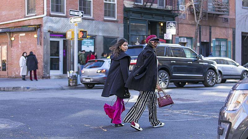 УИКЕНД ВДЪХНОВЕНИЕ: 20 street style идеи от Ню Йорк