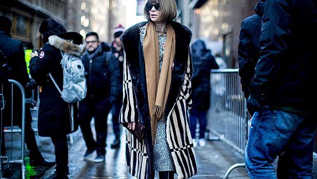 Ню Йорк: Street style вдъхновения с каре и райе