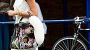 Street style от Ню Йорк – изобилие от чанти