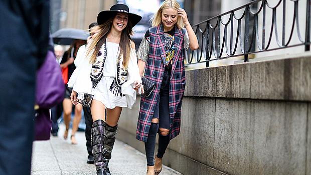 Street style от Ню Йорк, който разбива митове