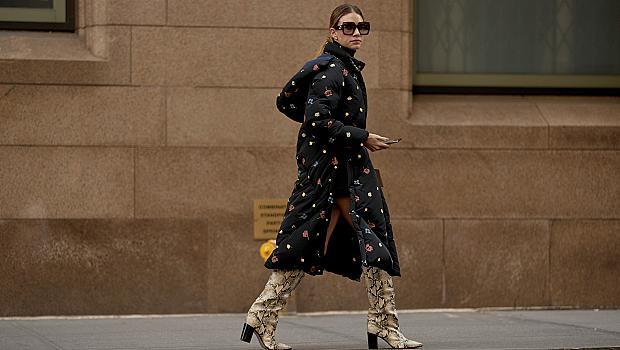 136 street style визии от модните момичета на Ню Йорк