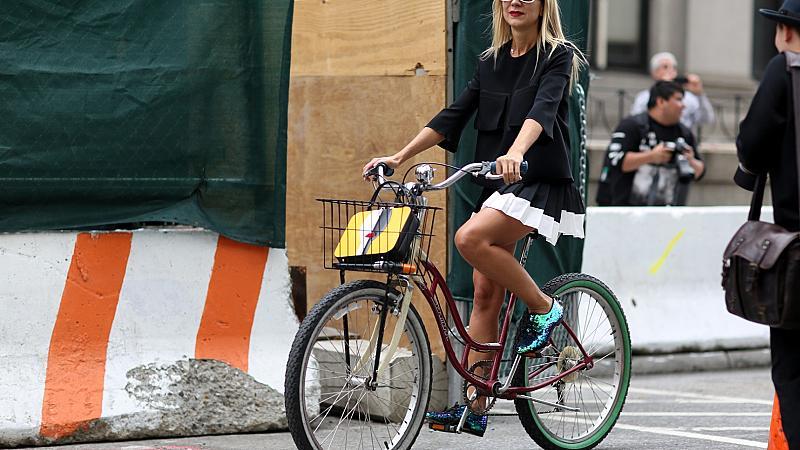 10 рокли за стила ви на колелото