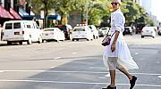 Защо белият цвят е практичен за лятото?