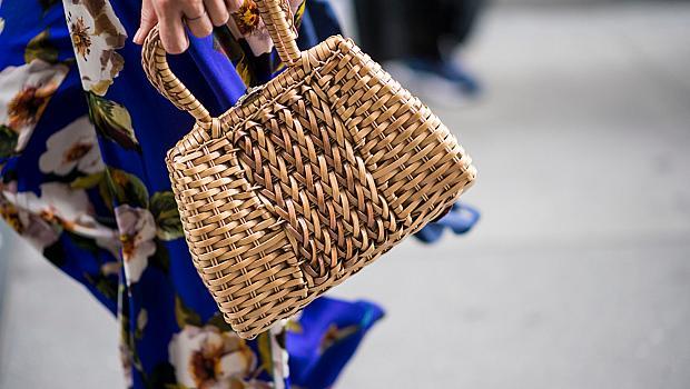 SHOPPING: Модерните сламени чанти под 100 лв.