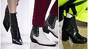 34 модела боти от модния подиум на Париж, с които да прескачаме дъждовните препятствия