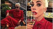 Парижки шик от Лейди Гага