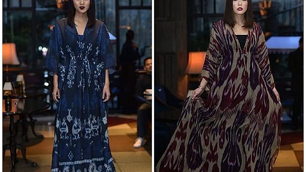 Звездата на индонезийската модна сцена Геа Пангабеан представя колекция на Sofia Fashion Week