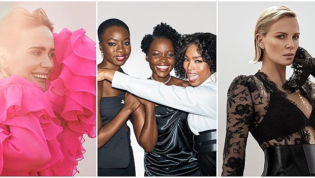 ELLE USA показа жените на Холивуд на 2018