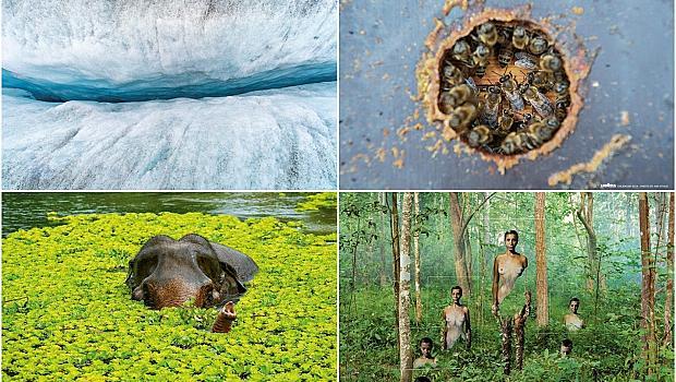 Фотограф на National Geographic със спиращи дъха кадри за календара на Lavazza