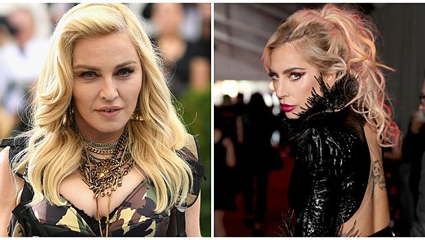 Мадона обвинява Лейди Гага в плагиатство ... отново