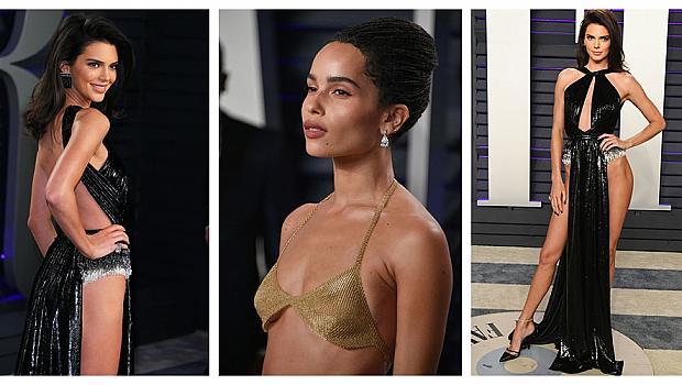 Афтърпартито на Vanity Fair събра най-голите рокли