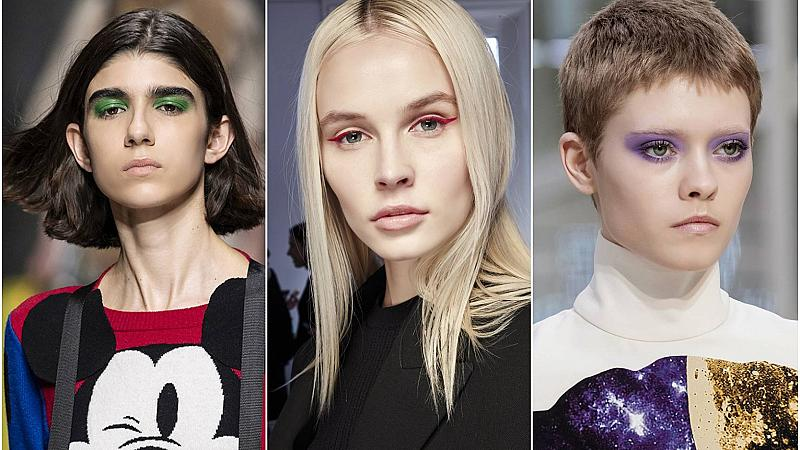 Защо не трябва да прибирате ярките сенки за очи?