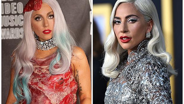 Трансформацията на стила на Лейди Гага в последните 10 години