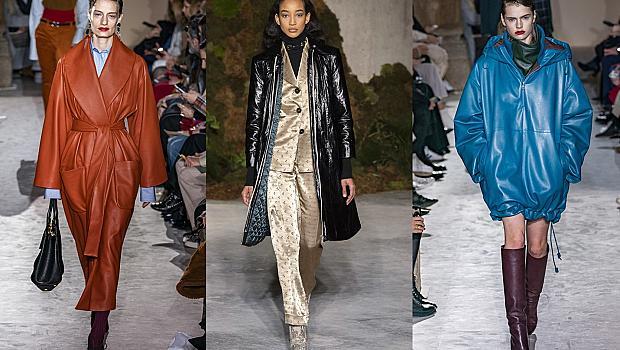 Актуални ли ще са кожените якета и палта през 2020 г.?