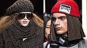 Нека не забравяме зимните плетени шапки!