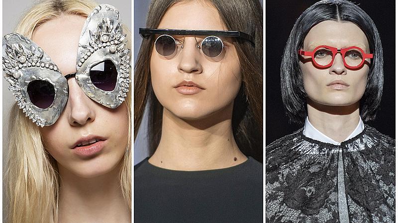 Най-нестандартните очила, които някога ще видите