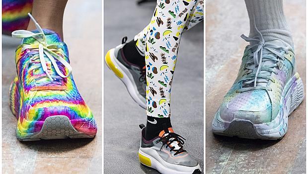 Кои са спортните обувки, подходящи за сезона?