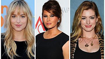 Блондинка или брюнетка? 26 звездни примера как косата може тотално да ни промени